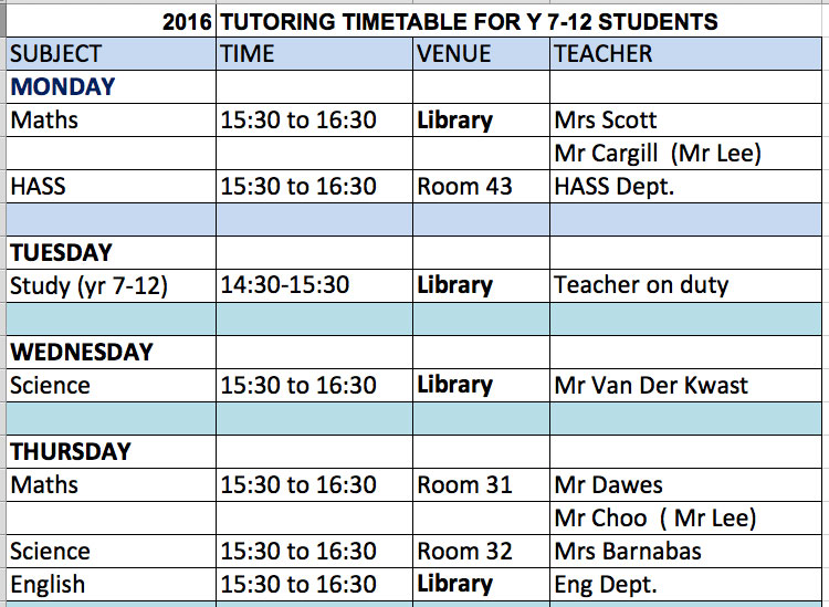 2016-Tutoring-Timetable