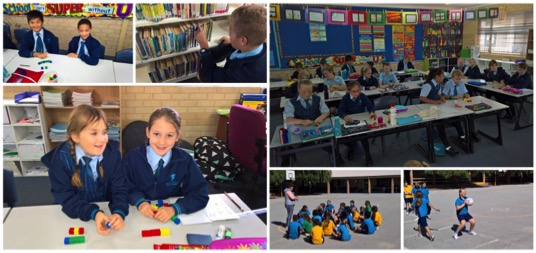 5A Class collage