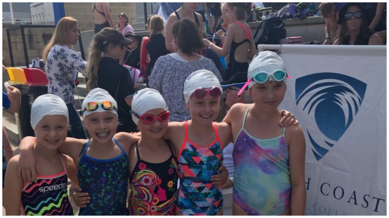 DIVISION 1 INTERSCHOOL SWIMMING CARNIVAL