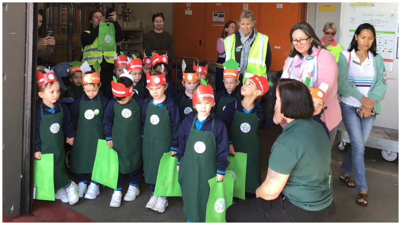 IN THE CLASSROOM – KINDY 3 WITH MISS HOSKING