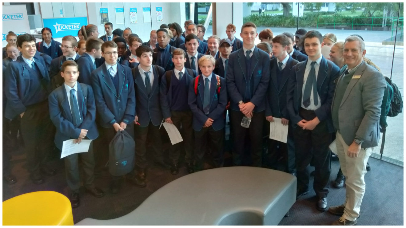 YEAR 10 EXCURSION - THE CAREERS EXPO