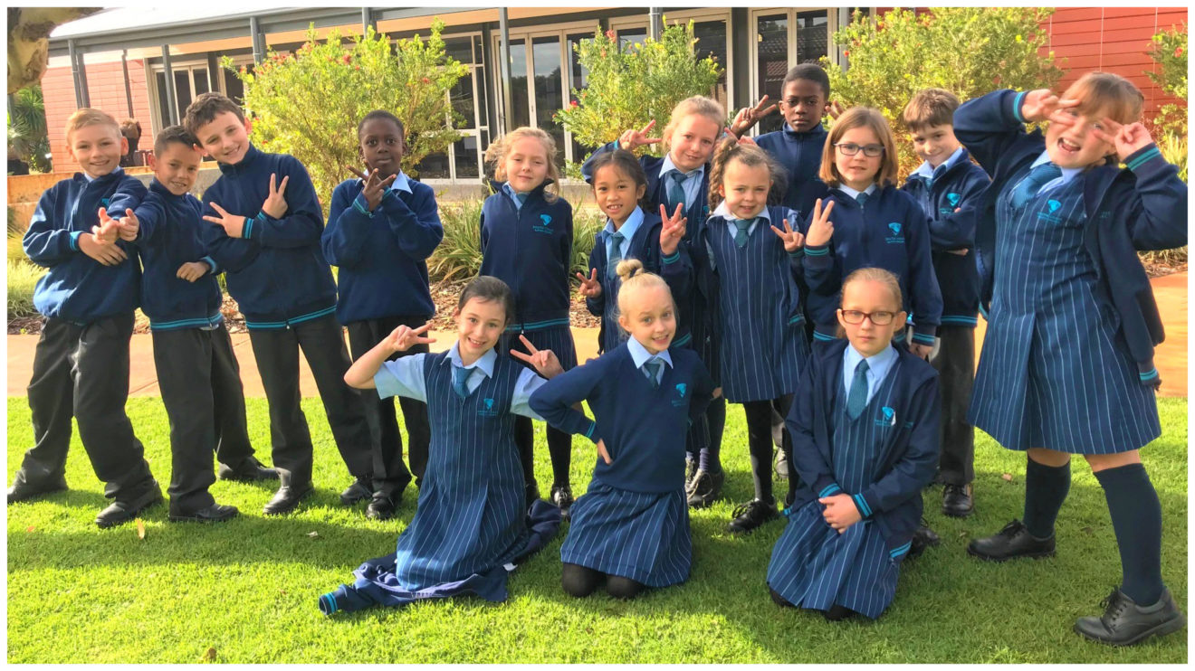 IN THE CLASSROOM – YEAR 3B WITH MRS SENA