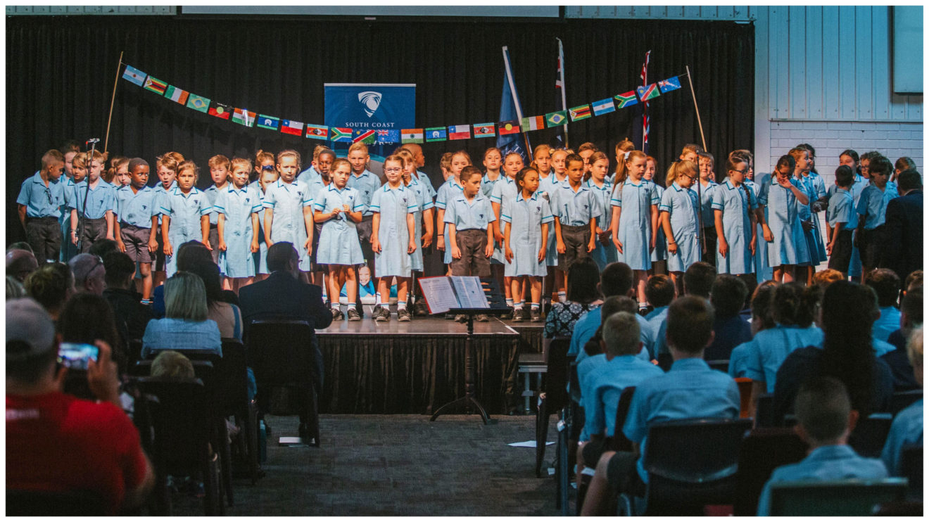 PRIMARY ACADEMIC ASSEMBLY