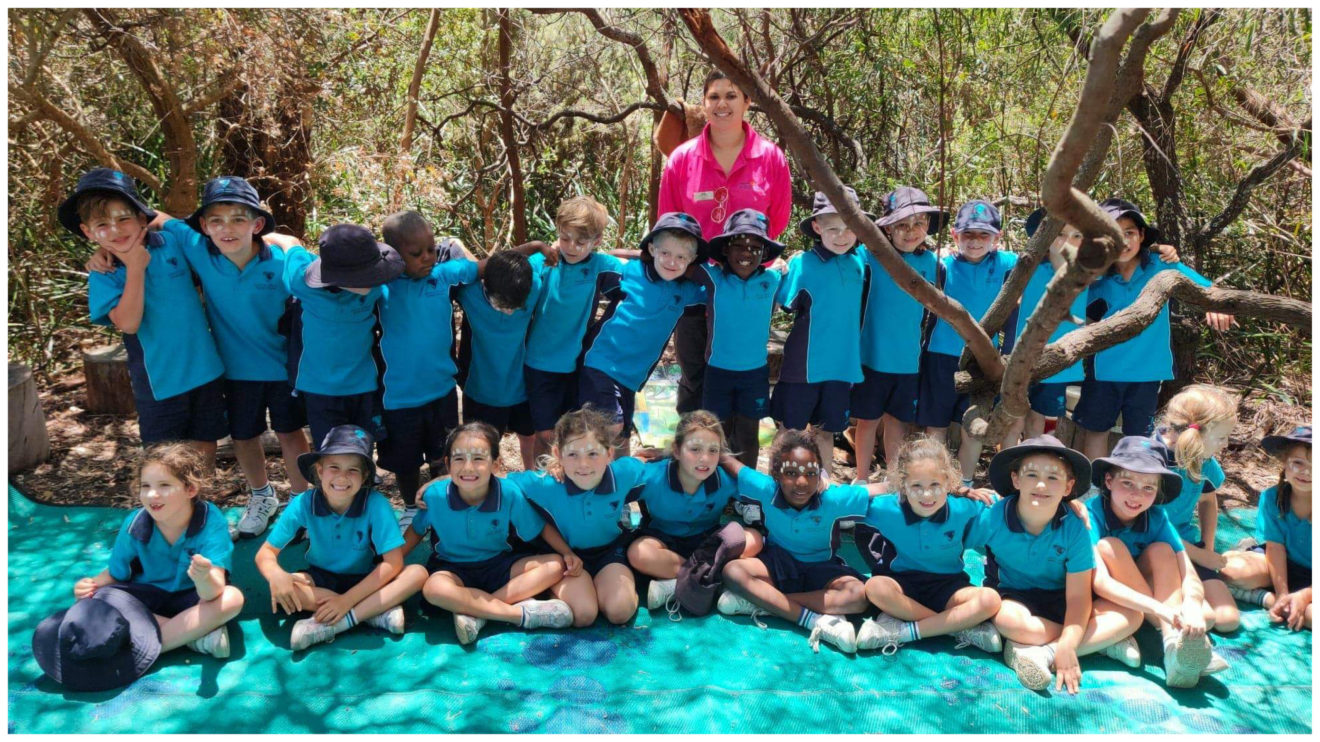 IN THE CLASSROOM – YEAR 1A WITH MISS SHARONNE HART