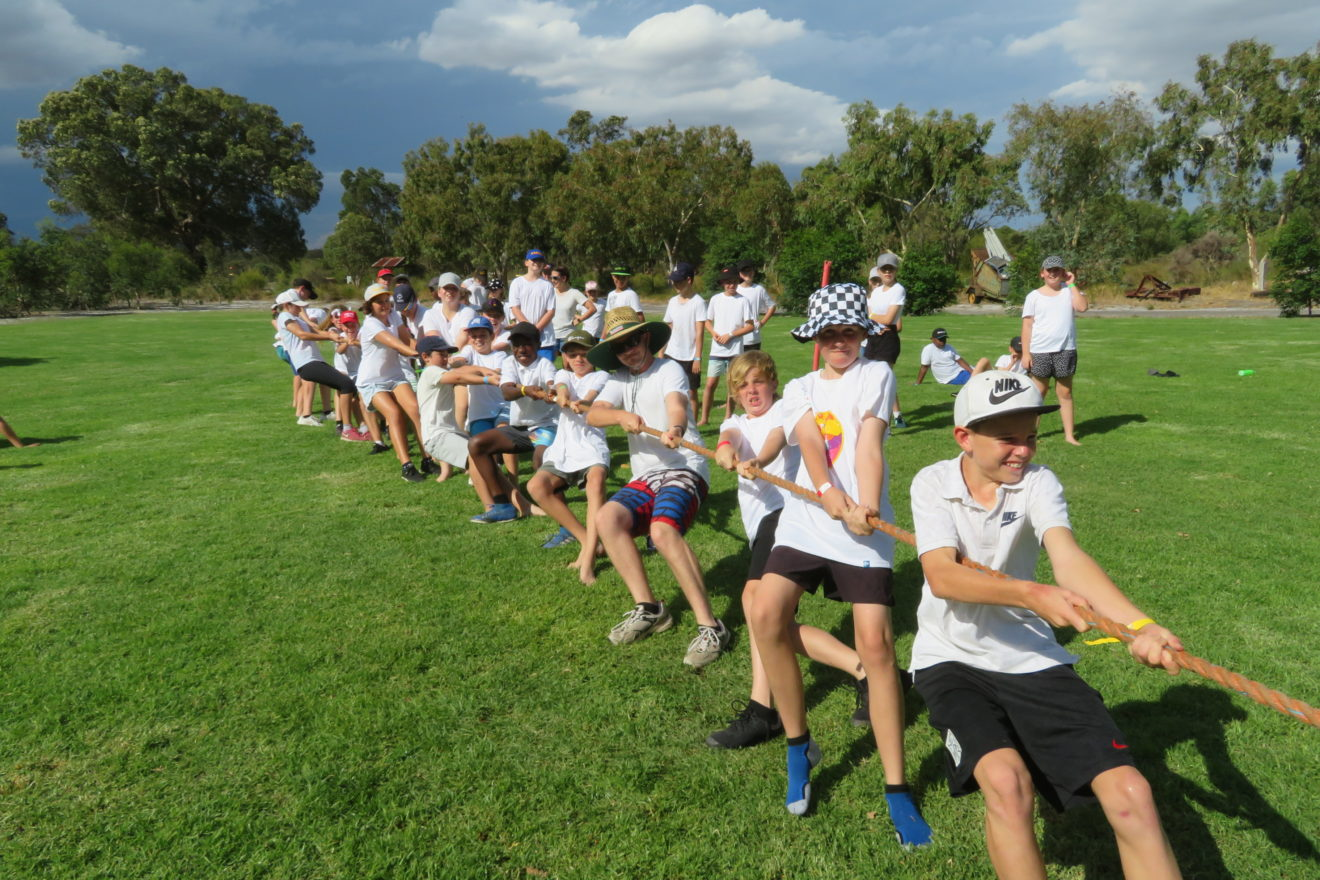 AWESOME YEAR 7 CAMP